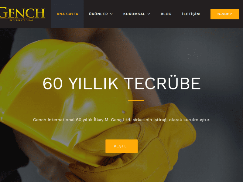gench-homepage