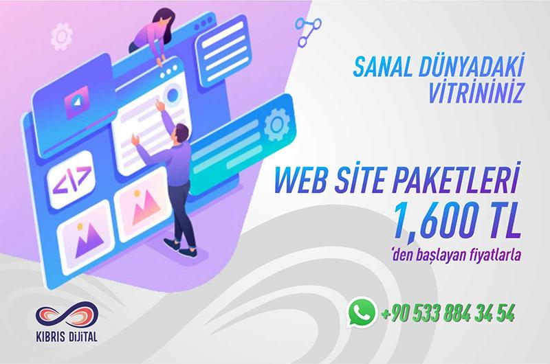 Kıbrıs'ta Web Tasarım